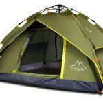 Choisir une tente de camping 2 places