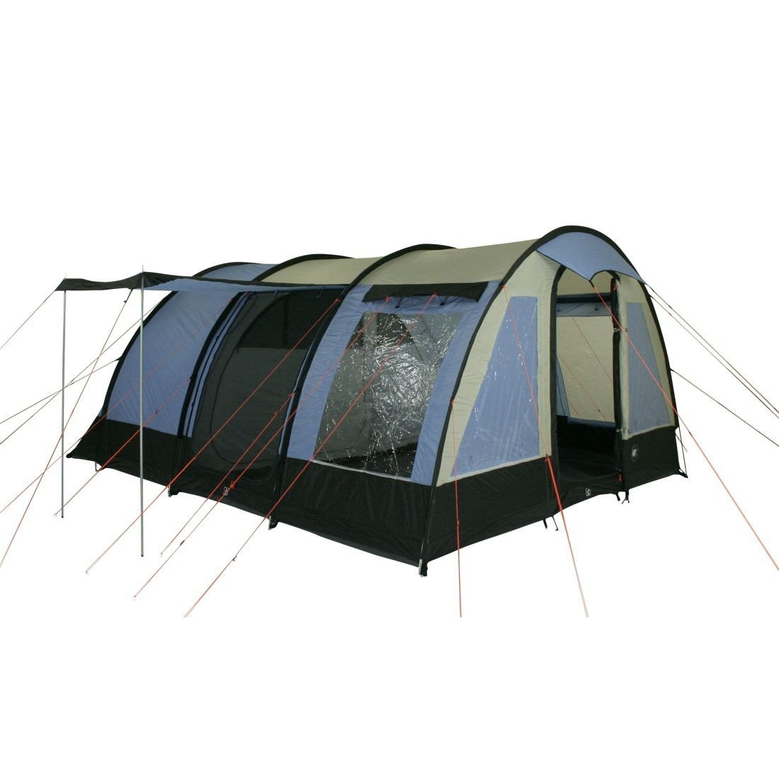choisir une tente de camping 6 places