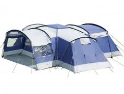 Choisir une tente de camping familiale